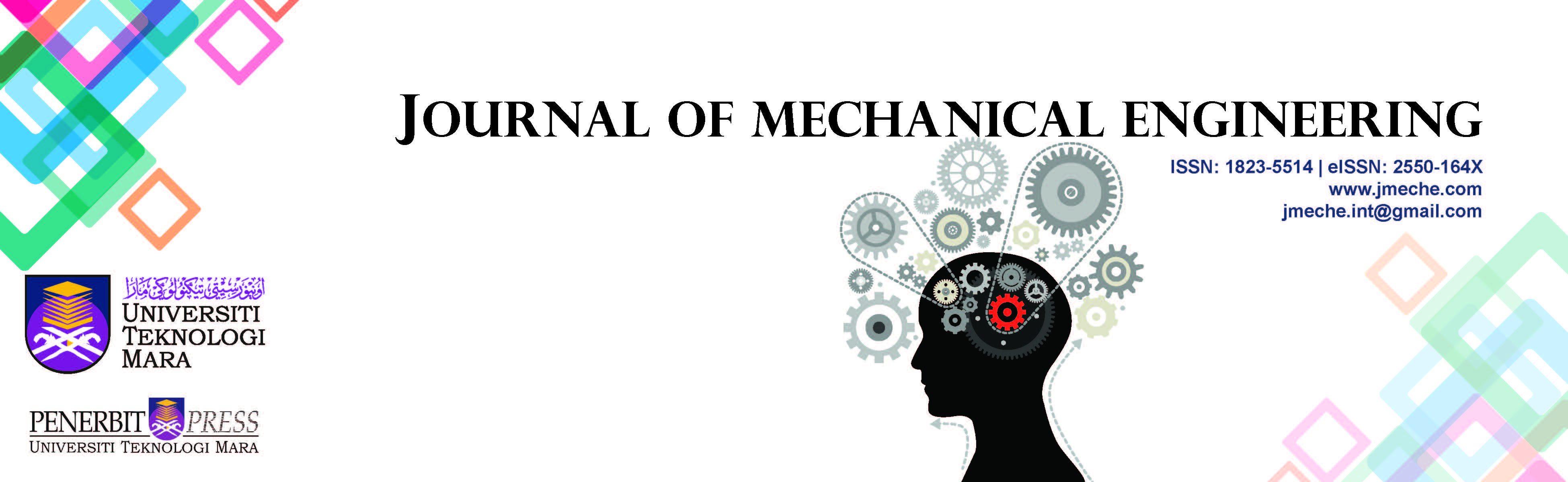 Journal of Mechanical Engineering